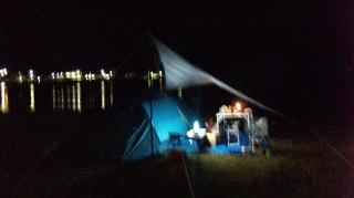 海キャンプ11